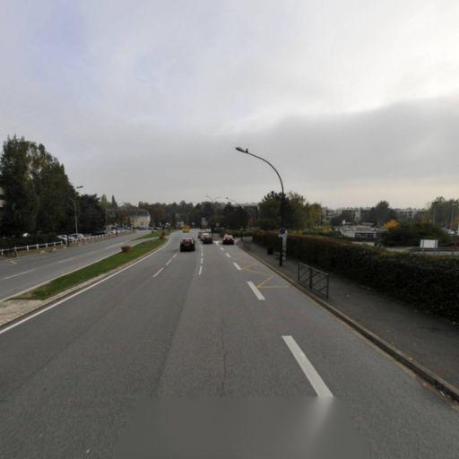 Parking Indigo Hôpital André Mignot - Parking public - Le Chesnay