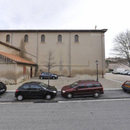 Église Notre-Dame des Neiges - Église - Marseille
