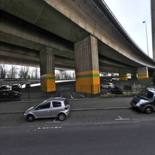 Parking Échangeur - Parking - Saint-Maurice