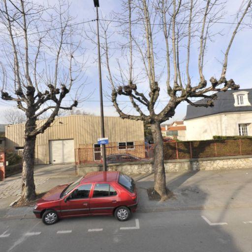 L'Orange Bleue - Infrastructure sports et loisirs - Maisons-Alfort