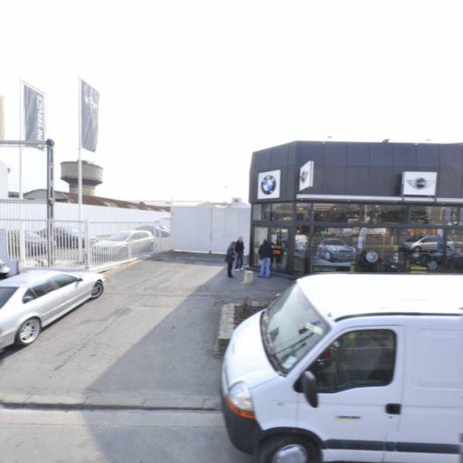 Mini - Garage automobile - Noisy-le-Sec