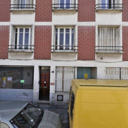 La Maison Ouverte - Association culturelle - Montreuil