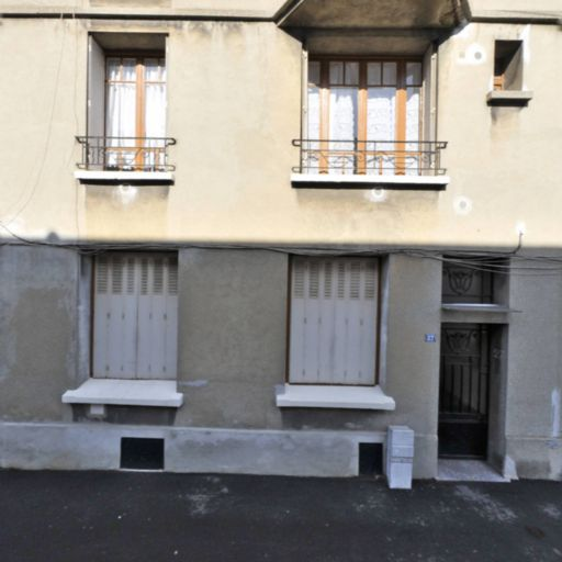 Mozrani Achref - Coursiers - Montreuil