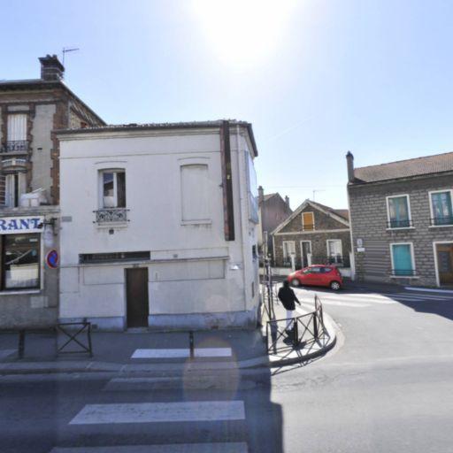 Parking Moulin des Rosettes - Parking - Fontenay-sous-Bois