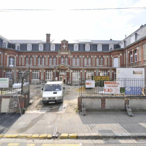ESPE de l'académie d'Amiens - Enseignement supérieur public - Beauvais