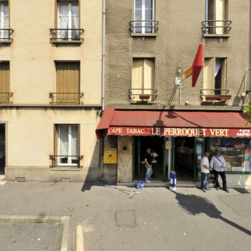 Zhan Fengtian - Café bar - Alfortville