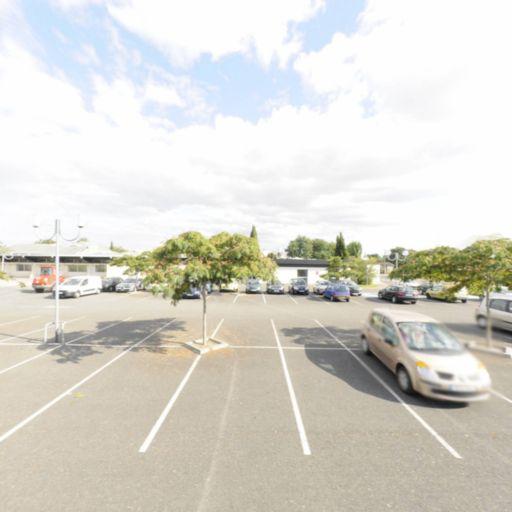 Parking Parking Piscine Municipale - Parking - Le Bouscat