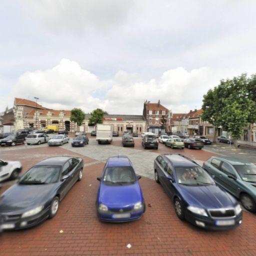 Parking Blondeau - Parking - Haubourdin