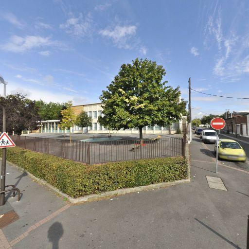 Ecole Maternelle Céline Rouquie - École maternelle publique - Arras