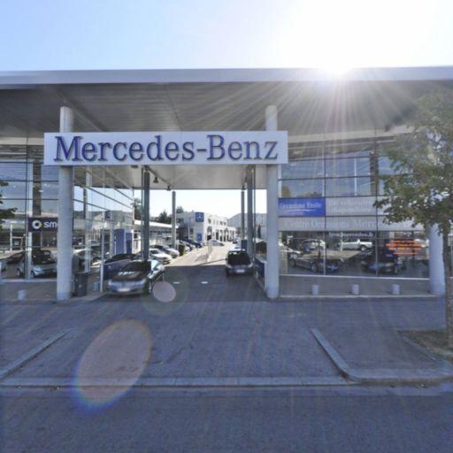 Mercedes-Benz Lyon Vaise - Garage automobile - Lyon