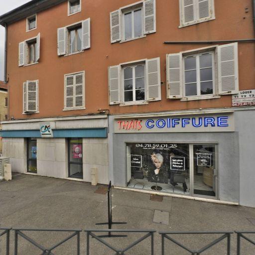 Thais Coiffure - Coiffeur - Francheville