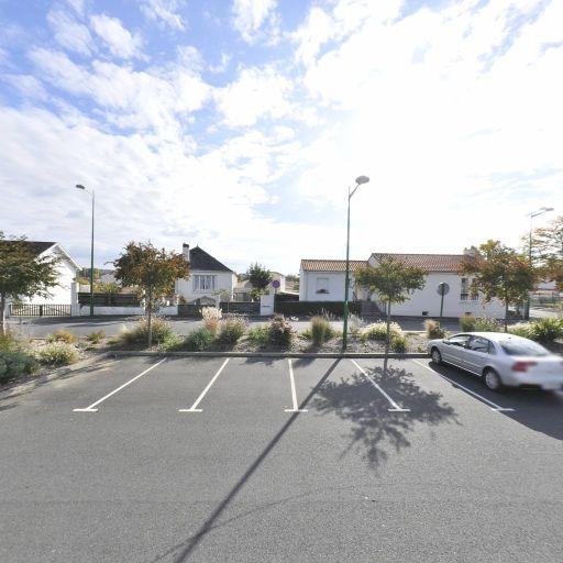 Parking Parc relais TER Gare de Vertou Sud - Parking - Vertou