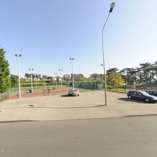 Parking Les Tennis - Parking - La Mulatière