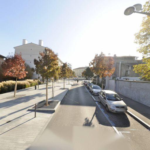 Parking Mairie - Parking - Francheville