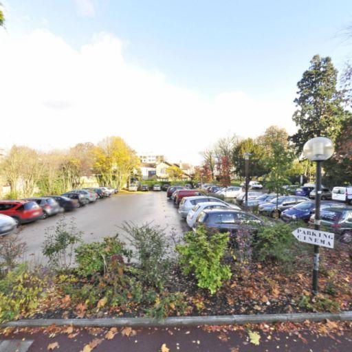 Parking Square de la Croix Blanche - Parking - Vaucresson