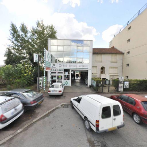 Dekra - Contrôle technique de véhicules - Châtenay-Malabry