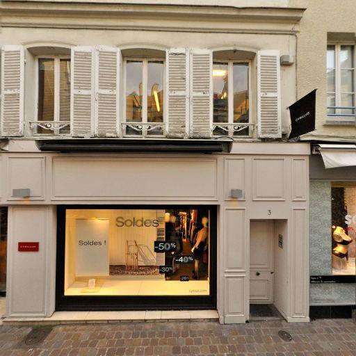 Leriche Sophie - Décorateur - Saint-Germain-en-Laye