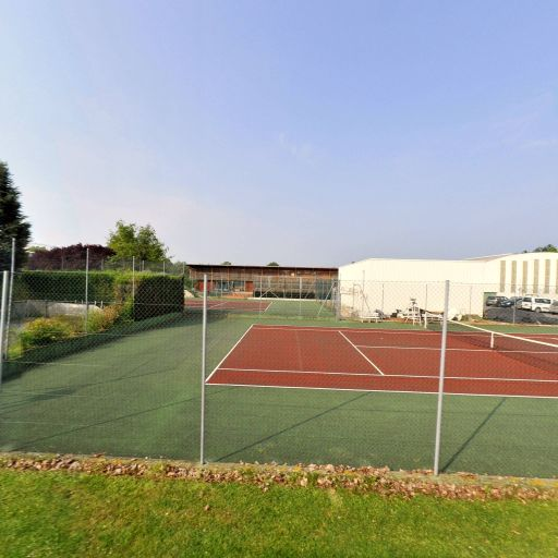 Stade de Ligue Saint Georges - Terrain et club de tennis - Blois