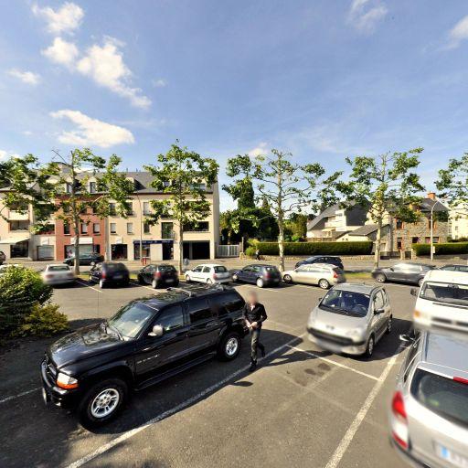 Parking Duchesse Anne - Parking - Saint-Grégoire