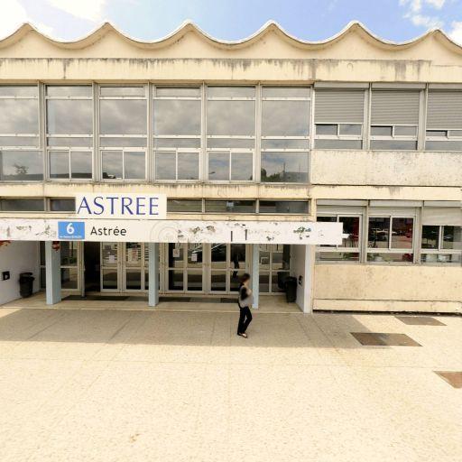 Amphithéâtre Astrée - Centre culturel et maison des arts - Villeurbanne
