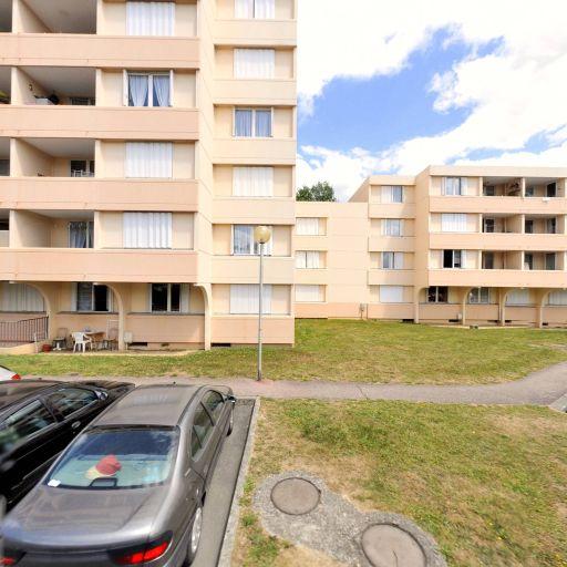 Parking Sagnes - Parking - Limoges