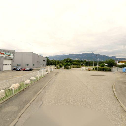 Volvo Truck Rhône Alpes - Garage poids lourds - La Motte-Servolex