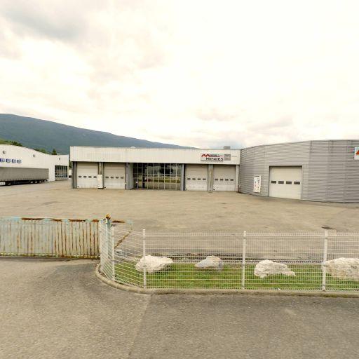 Carrosserie MENDES - Carrosserie industrielle - La Motte-Servolex