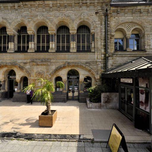 Aire de covoiturage gare de metz-ville - Aire de covoiturage - Metz