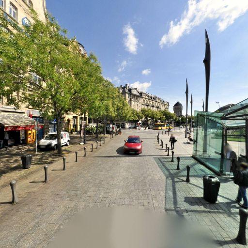 Aire de covoiturage Gare - Aire de covoiturage - Metz