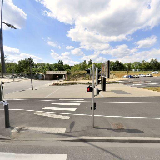 Q Park - Parking public - Metz