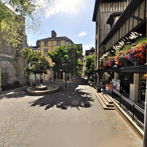 Église St-Jean - Attraction touristique - Troyes
