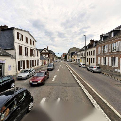 Siloge - Office HLM - Évreux