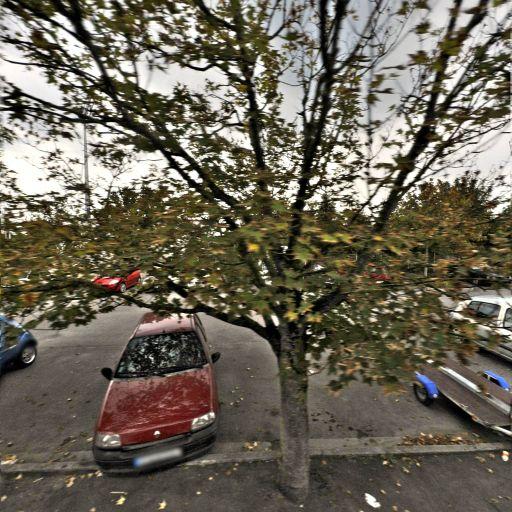 Parking Complexe Sportif Georges Hébert - Parking - Reims