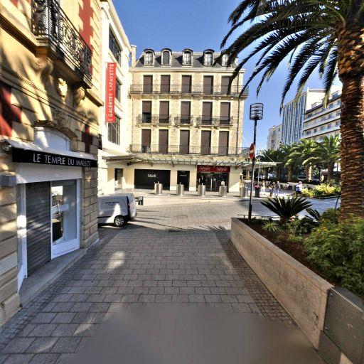 Pull-In - Lingerie - Biarritz