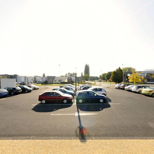 Parking P&R La Pardieu - Parking - Clermont-Ferrand