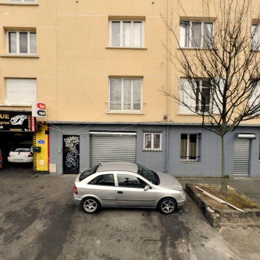 Anka - Garage automobile - Bagnolet