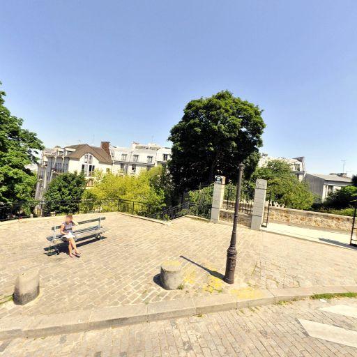 Aire De Jeu Du Parc De La Turlure - Parc et zone de jeu - Paris
