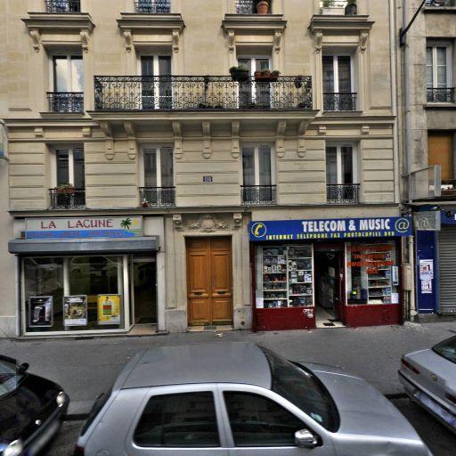 Mess Lavage - Laverie - Paris