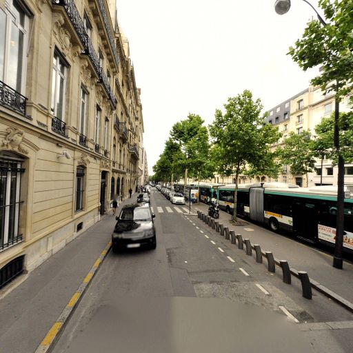 Station Vélib' Hoche - Tilsitt - Vélos en libre-service - Paris