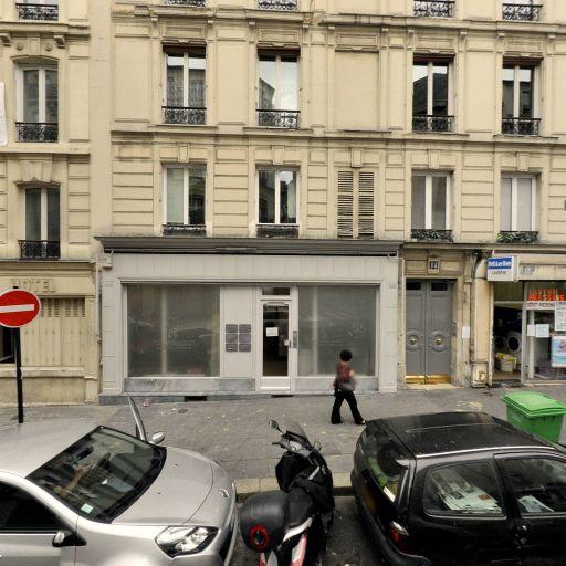 Agrebi Julien - Laverie - Paris