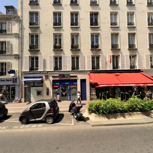 Montémont Philippe - Café bar - Saint-Mandé