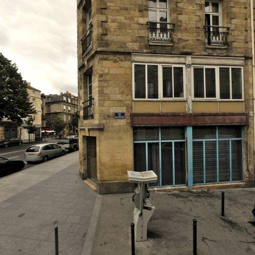 Hôtel Raba - Attraction touristique - Bordeaux