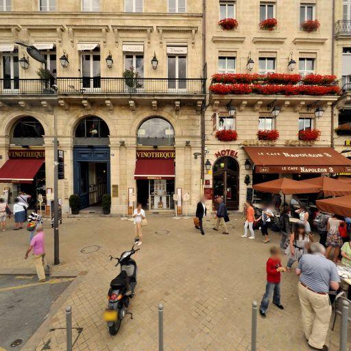 La Vinothèque de Bordeaux - Cadeaux publicitaires - Bordeaux