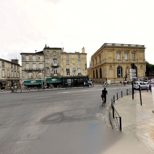 LONGE ELA Denis - Coursiers - Bordeaux