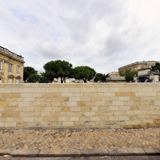 Hôtel de Poissac - Attraction touristique - Bordeaux