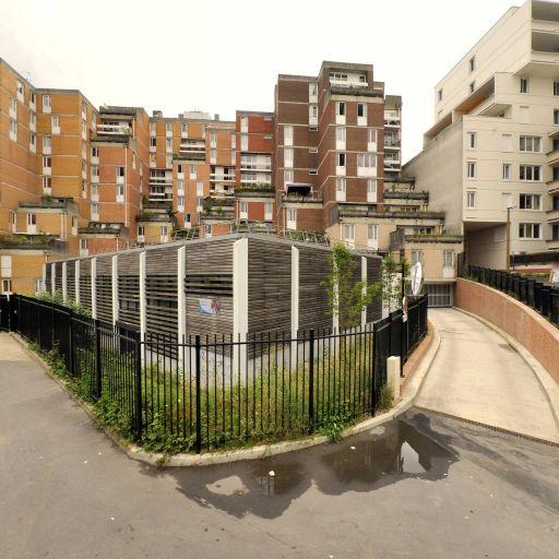 Gymnase Evry 1 - Bonaparte - Salle de sport - Évry