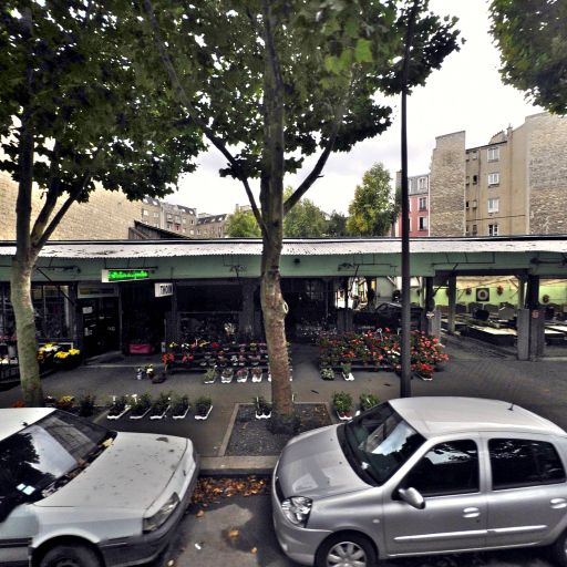 Parking Cimetière - Parking - Saint-Ouen-sur-Seine