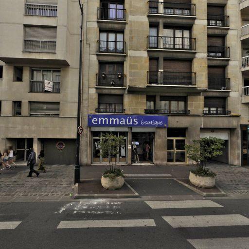 Boutique Emmaüs Saint Mandé - Association humanitaire, d'entraide, sociale - Saint-Mandé