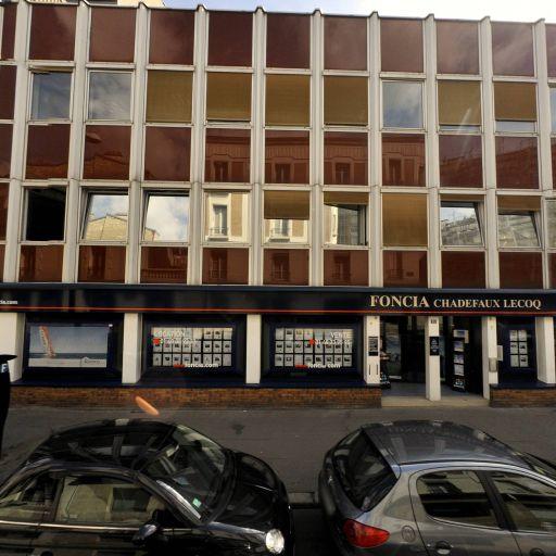 Foncia Chadefaux Lecoq - Agence immobilière - Aubervilliers