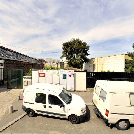 Laboratoires d'Aubervilliers - Association culturelle - Aubervilliers